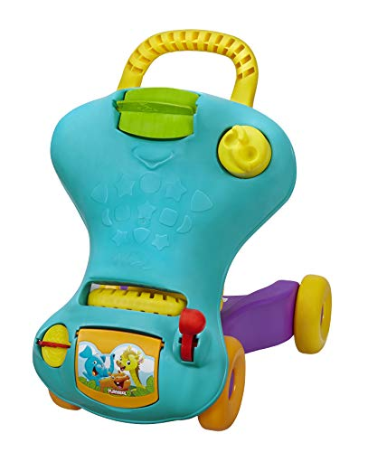 Playskool Step Start Walk 'n Ride Active 2-in-1 Ride-On and Walker Toy for Toddlers and Babies...