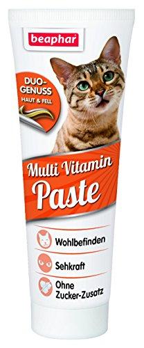 Beaphar Multi-vitamine pasta voor katten