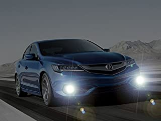 2016 2017 Acura ILX Fog Lamps Driving Lights Kit