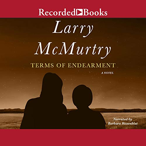 Terms of Endearment Audiobook By Larry McMurtry cover art