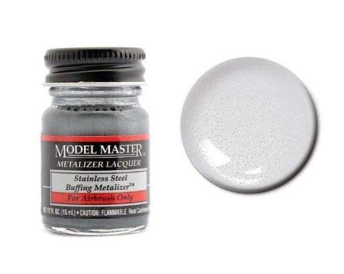 TMP Stainless Steel Metalizer Paint .5oz