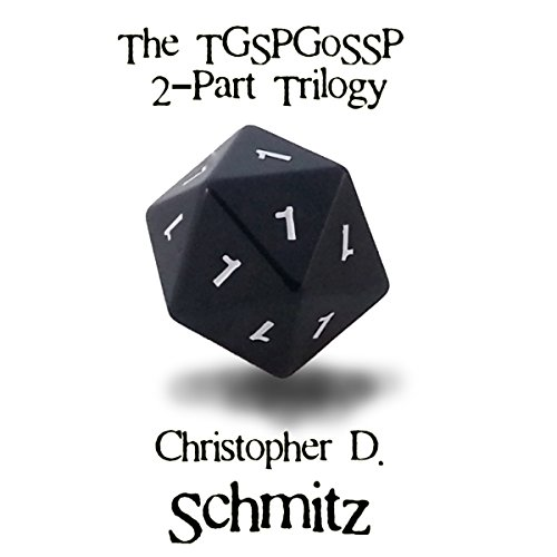 The TGSPGoSSP 2-Part Trilogy audiobook cover art