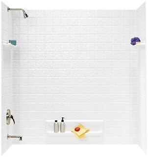 bathtub 3 piece surround
