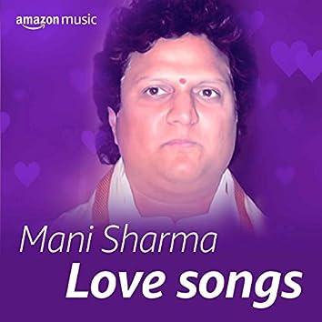 Mani Sharma Love Songs