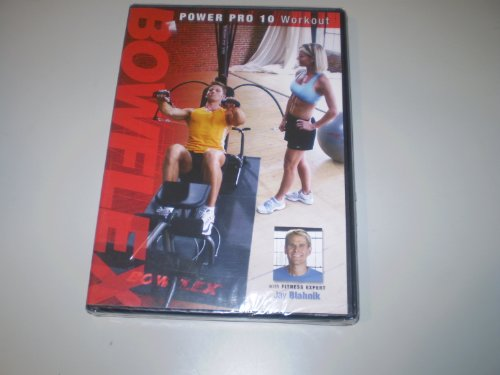 Bowflex Power Pro 10 Workout DVD