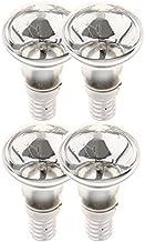 E14 25W R39 reflector koplamp lamp lava lamp gloeilamp met schroef (SES) - 4 stuks