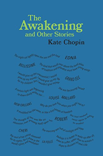 The Awakening And Other Stories (Word Cloud Classics)