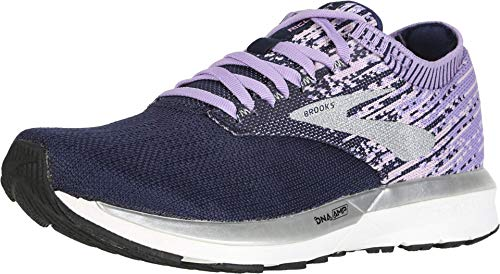 Brooks Damen Ricochet Laufschuhe, Violett (Purple/Lilac/Navy 575), 38 EU