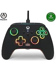 パワーエー XBOX SERIES X|S / XBOX ONE コントローラー インフィニティ / PowerA Spectra Infinity Enhanced Wired Controller for Xbox Series X|S, Xbox One [並行輸入品]