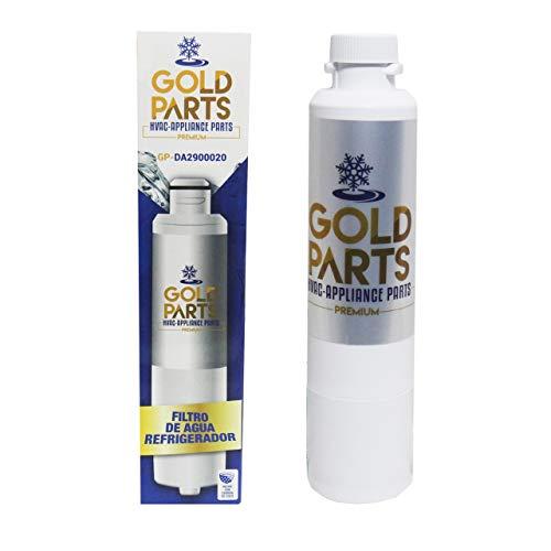 filtro agua refrigerador samsung fabricante Gold Parts