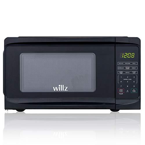 marco microondas negro fabricante Willz