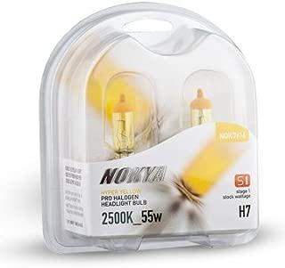 luminics jdm yellow bulbs