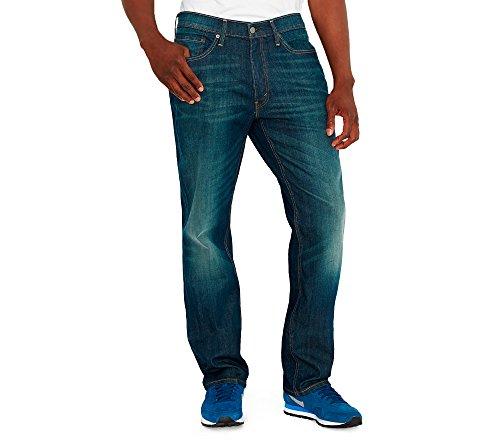 Levi's 541 Herren Jeans mit gerader Passform - Blau - 34W / 32L