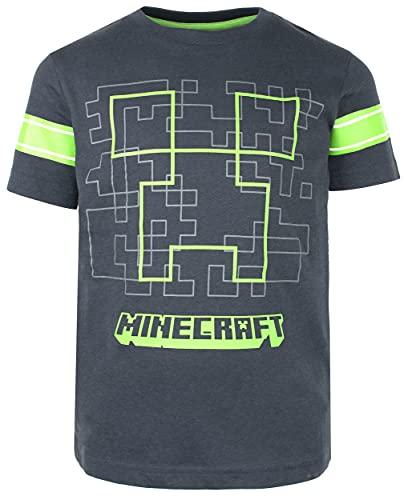 Minecraft Camiseta