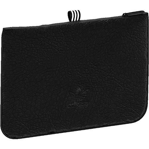 Adidas Textured Laptop Sleeve voor heren, zwart, NS