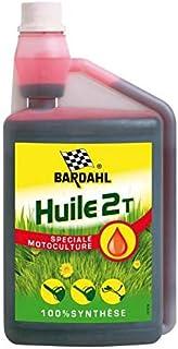 10xBardahl 1537 huile 2T 1L