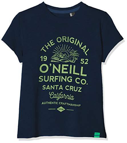 O'NEILL LB The Original S/Slv Camiseta Manga Corta, Niños, Azul (Ink Blue), 104