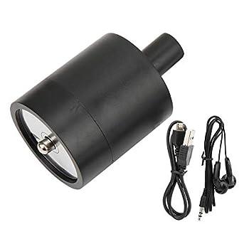 Sound Amplifier Enhanced Microphone Audio Ear Listening Device Amplifier Through Wall/Door Voice Tool