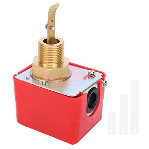 Interruptor de flujo de agua HFS-20 Tipo de objetivo G3 / 4in Interfaz Interruptor de flujo de agua de latón de alta sensibilidad