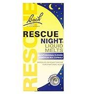 Bach Rescue Night Liquid Melts 28 Capsules 1.8g