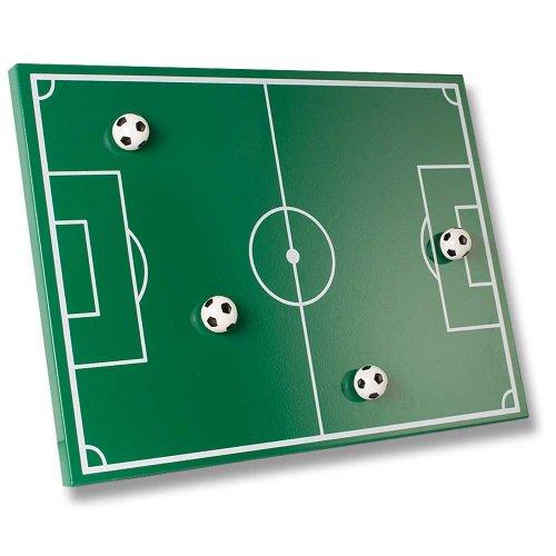 Invotis Magnetische Memo-Fußballplatz