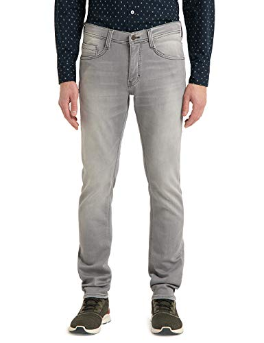 Mustang Oregon Tapered K Jeans, Gris foncé (843), 31W x 30L Homme