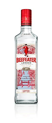 Beefeater London Dry Gin Ginebra - 700 ml