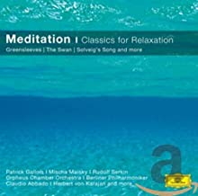 Meditation: Relaxing Classics / Various