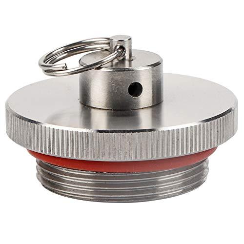 Felenny Mini tapa de barril con válvula de seguridad de alivio de presión, perfecto para uso casero Brew Fit para 2l 3. 6l 5l estándar barril de cerveza