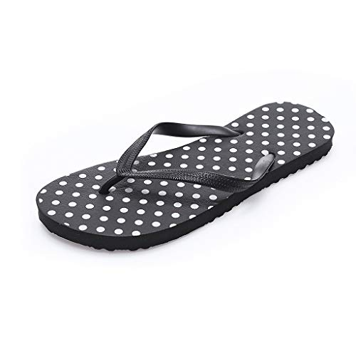 DressLksnf Chanclas para Mujer Sandalias Playa Verano Piscina Ducha Boda Casa Flip Flops 2020 Ligeros Antideslizantes Zapatillas Casa