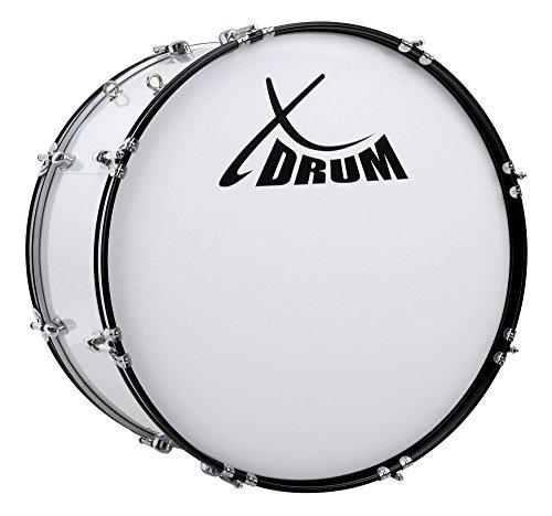XDrum MBD-224 Marsch Bass Trommel, Fußball Pauke 24