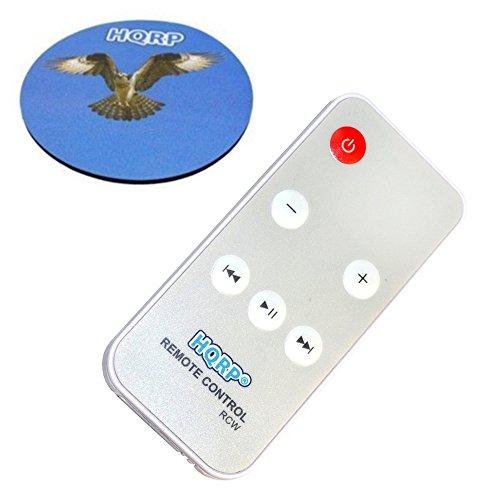 HQRP Mando a distancia para Bose SoundDock Sistema de música digital Serie...