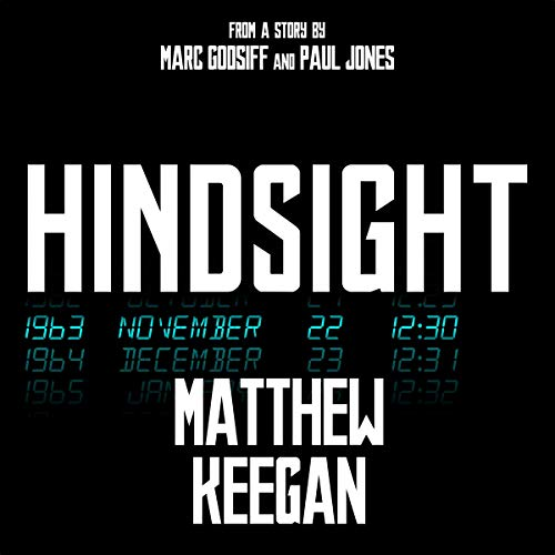 Hindsight audiobook cover art