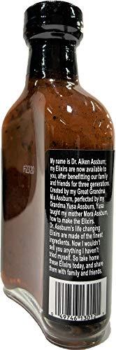 Dr. Assburn's Fire Roasted Habanero Pepper Sauce, 5.7 oz