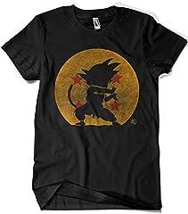 Camisetas La Colmena 2202-Kame Hame Ha - Bola Abuelo -Dragon Ball