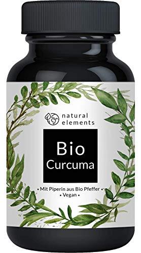 natural elements -  Bio Curcuma - 240