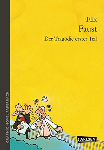 Buchseite und Rezensionen zu 'Faust: Der Tragödie erster Teil (Graphic Novel Paperback)' von  Flix