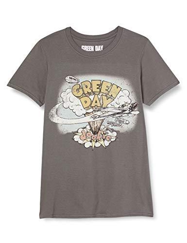 Green Day Day Dookie Vintage - Camiseta para hombre,...