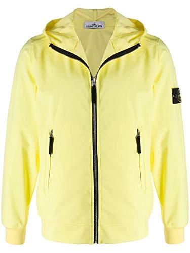 Stone Island Luxury Fashion Herren 721540927V0031 Gelb Polyester Jacke | Frühling Sommer 20