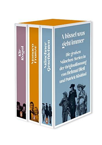 A bissel was geht immer: Münchner Geschichten - Monaco Franze - Kir Royal - in der Originalfassung im Geschenkschuber