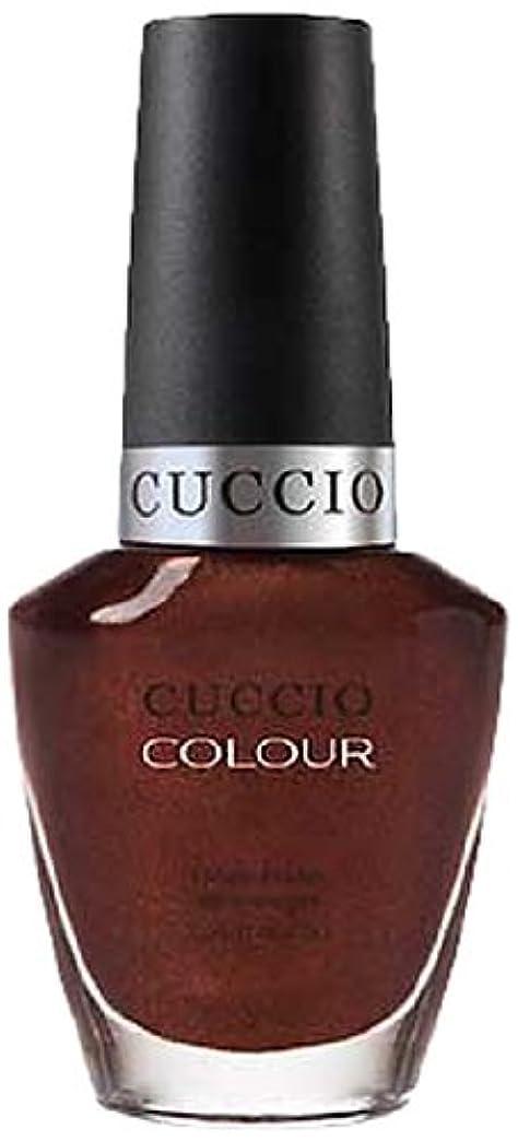 安らぎ適度にガイドラインCuccio Colour Gloss Lacquer - It's No Istanbul - 0.43oz / 13ml