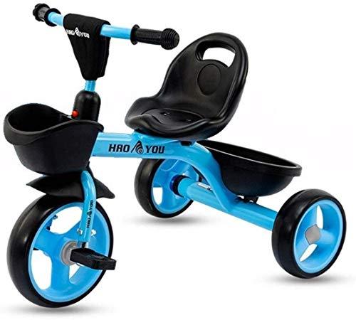 Poppenwagen kinderen tricle wandeltochten tricycles retro stalen frame buiten baby-fiets binnenin tricycle kinderen 1-3-6 jaar) babyartikelen