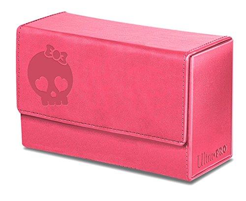 Ultra Pro Flip Box, Pink, Large image