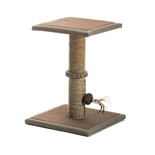 Imac IGT602 - Tiragraffi per gatti Tango misure 35 cm x 35 cm x 46 cm