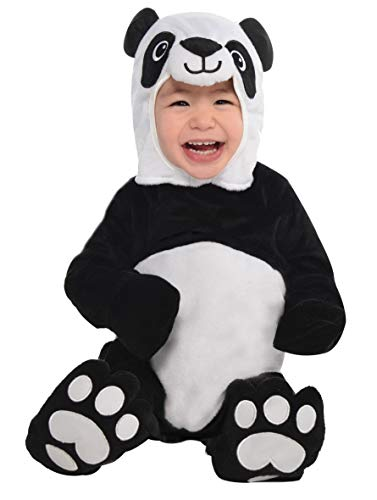 Dress Up Precious Panda Costume pour bébé 12-24 Mois
