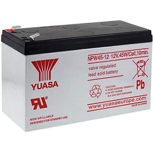 Batteria al piombi YUASA : NPW45-12