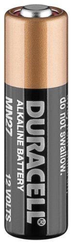 4 Stück Duracell Alkali Batterie - MN 27, LR 27