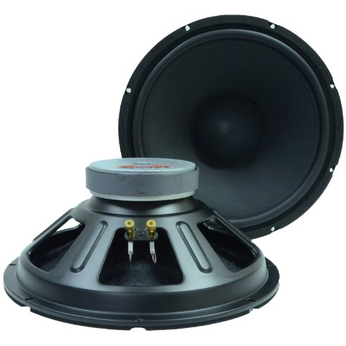 Seismic Audio Q 15 Sub 15-Inch PA DJ Replacement Raw Subwoofers/Woofers/Speakers