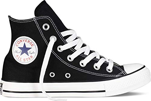 Converse Chuck Taylor All Star Core Hi (10.5 D(M) US / 12.5 B(M) US / 44-45 EUR, Black/White)