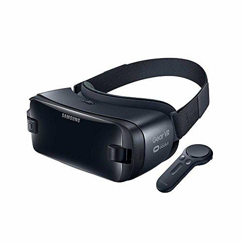 Samsung Gear VR mit Controller, Black [Version Italiana]